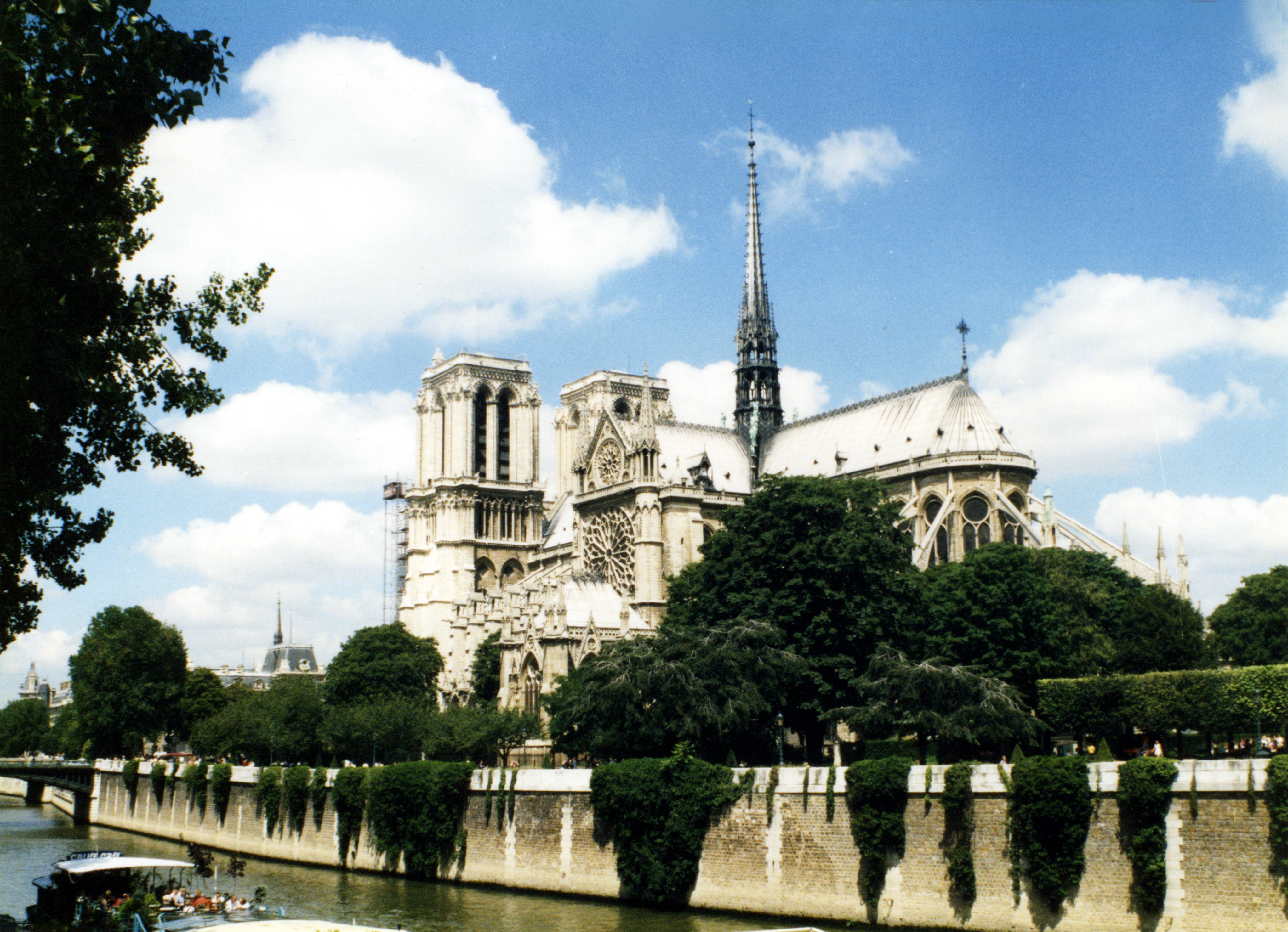 An experience on a tour to notre dame in paris france