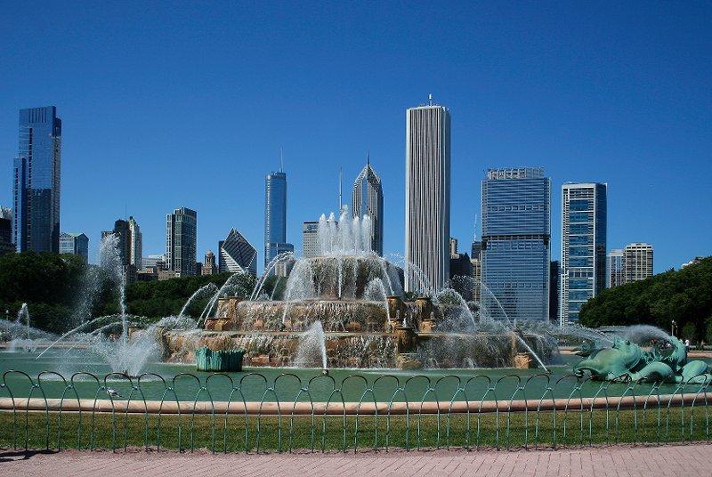 buckingham fountain chicago - photo #11